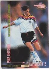 Panini RAN Sat 1 Championcards England 96 #12 Christian Ziege