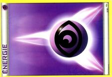 PROMO POKEMON FRANCAISE KIT BRUYVERNE N°  5/30 ENERGIE PSY