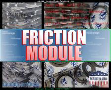 Friction Acier Modules, Clutch Kit, Plaque Kit, AL4, DP0, DPO, citroen, peugeot, renault