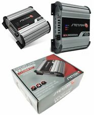 Stetsom Amplifier Ex3500 EQ - 4000 Watts RMS 1 Ohm Digital Amp 3k Reducer
