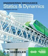 Engineering Mechanics Statics & Dynamics by Hibbeler 9780132915489