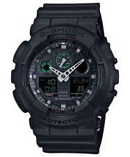 Casio G-Shock Mens Digital Wrist Watch GA100MB-1A GA-100MB-1ACR Black  New
