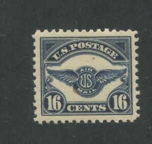 1923 US Air Mail Postage Stamp #C5 Mint Never Hinged Very Fine