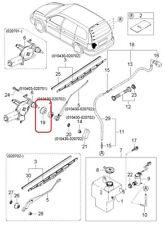 BUSHING - OUTER REAR WIPER MOTOR GENUINE KIA 0K53Z67604 Fits 2002-2005 Sedona
