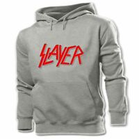 Slayer Speed Metal Band Print Sweatshirt Unisex Hoodies Graphic Hoody Hooded Top