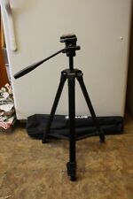 """Meade 608050 Classic Photo Aluminum Tripod with Pan/Tilt Head Extends up to 61"""""""
