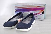 Women's  Skechers 14738/NVY Go Step Lite-Streak Slip ons  Navy
