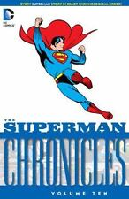 The Superman Chronicles Vol. 10 by Jerry Siegel (2012, Paperback) DC Comics