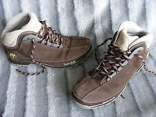 Mens Leather Timberland Euro Hiker Boots UK 10 EU 44.5 US 10.5 1/2 28.5cm