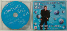 Blue Blue System - Maxi CD - for the Children (n864)