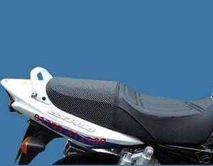 SUZUKI GSX 1400 2001-2008 TRIBOSEAT ANTI-SLIP PASSENGER SEAT COVER ACCESSORY