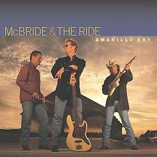 "McBRIDE & THE RIDE, CD ""AMARILLO SKY"" NEW SEALED"