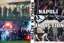 DOPPIO  DVD NAPOLI IN ACTION VOL. 1+2 (ULTRAS NAPOLI,CURVA A,PARTENOPEI,FEDAYN)