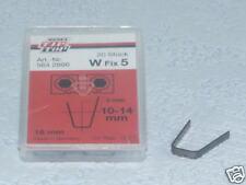 20x Nachschneidmesser W Fix 5 für Rubber Cut, Profilschneider W5 >5642890<