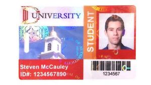 Custom PVC ID Card Maker Kit - Business - Cosplay Fake Inkjet Printer Holograms
