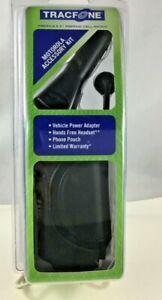 Motorola Accessory Kit Compatible With Tracfone & Motorola Handset Models New