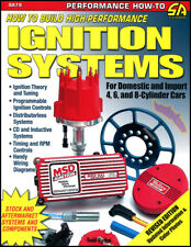 HOW TO BUILD HIGH PERFORMANCE IGNITION SYSTEMS RYDEN BOOK MANUAL AUTO ENGINE NEW