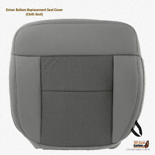 2004 2005 2006 Ford F150 FX4 Crew Cab Driver Bottom Flint Gray Cloth Seat Cover