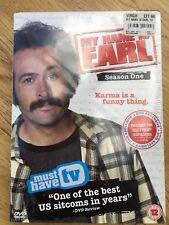 My Name Is Earl - Season 1 Box DVD set - Sealed In Box