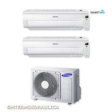 Climatizzatore Dual Split Samsung Inverter AR5500M WiFi 9000+12000 9+12 Btu