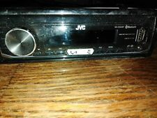 JVC KD-X342BT Deckless Bluetooth Mechless Usb Aux Iphone Auto estéreo reproductor de radio