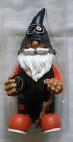 NHL PHILADELPHIA FLYERS TEAM GARDEN GNOME NIB FOREVER COLLECTIBLES