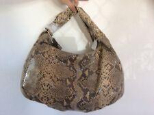 BRAND NEW Medina Snake Leather Pattern RARE Oroton Hobo handbag