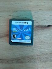 Brain Age 2: More Training in Minutes a Day(DS)Cart Only. Cheap &Fast Shipping.
