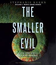 The Smaller Evil NEW Unabridged SEALED Audio CD by Stephanie Kuehn FREE SHIPPING