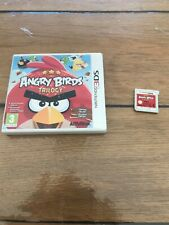 NINTENDO 3DS- Angry Birds Trilogy - TBE