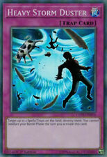 YuGiOh COTD-EN076 Heavy Storm Duster Super Rare Unlimited Card