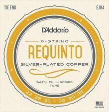 D'Addario EJ94 Requinto Guitar Strings 2 Sets, 2 Juegos De Cuerdas Requinto