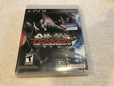 Tekken Tag Tournament 2 Video Game for PlayStation 3 / PS3 WALMART EXCLUSIVE