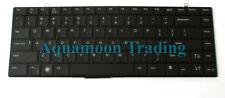 R266D Genuine Dell Studio XPS 1640 1645 1647 1340 Backlit ENGLISH Keyboard Black