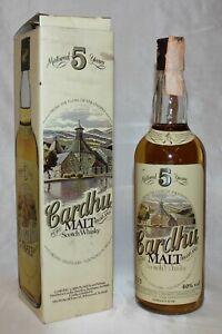 Cardhu 5 years old Original Bottling Scotch Whisky
