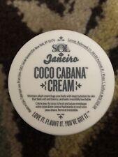 Sol De Janeiro Coco Cabana Body Oil Cream .85 Oz Deluxe Mini Size Bn