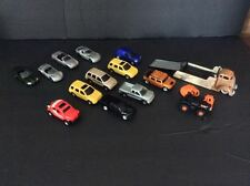 Masito Vintage and Retired Car Truck Collection 14 Pieces See Photos and Desc