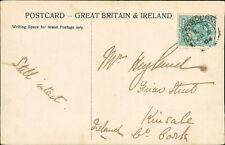 Mrs Heyland, Friar Street, Kinsale, Cork, Ireland 1904   RH.314