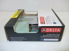 Delta 75135-Ss Stainless Dryden Double Robe Hook
