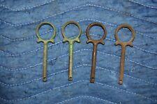 1912 1913 1914 1915 1916 FORD Model T Hood Hooks Old Original