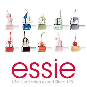ESSIE Nail Polish Lacquer ASSORTED COLOURS 13.5ml - Free Shipping