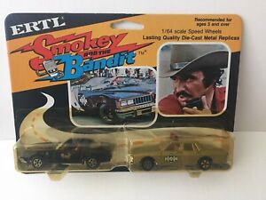 Smokey and the Bandit 1/64 ERTL 1980 Sealed