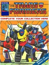 TRANSFORMERS Marvel UK - UK Weekly Comic - Complete your Collection