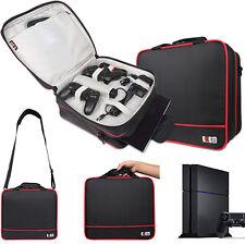 BUBM PS4 Slim Travel Shoulder Bag Case PS4 Waterproof Case for PlayStation 4