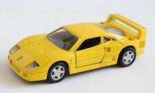 Coche miniatura metal Ferrari F40 1/39 de Maisto