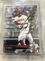 2017 BOWMAN 1ST JO ADELL ROOKIE CARD MONSTER PROSPECT BD 95