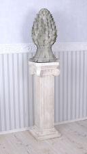 Pinienzapfen Gartenfigur Artischocke frostfest Zapfen 66cm !! Mauer Pfeiler