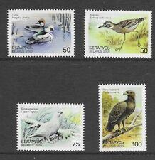 BELARUS 2000 Birds set of 4   MINT NH