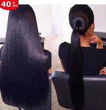 AUTHENTIC REMY HAIR PERRUQUE LACE FRONT WIG - CHEVEUX NATURELS 100% BRESILIENS