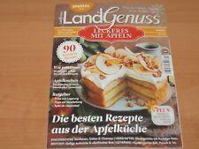 """Land-Genuss Spezial """"LECKERES MIT ÄPFELN 90 köstliche Rezepte"""" Ausgabe 2/2018"""